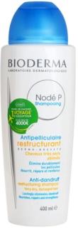 Bioderma Nodé P šampón proti lupinám pre suché a poškodené vlasy