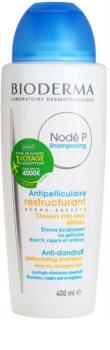 Bioderma Nodé P шампунь проти лупи для сухого або пошкодженого волосся