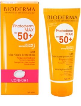 Bioderma Photoderm Max Sun Milk For Intolerant Skin SPF50+