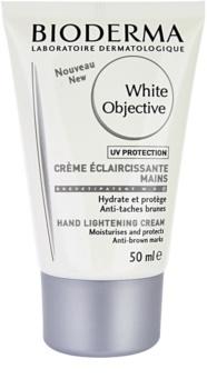 Bioderma White Objective krema za roke proti pigmentnim madežem