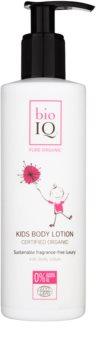 BioIQ Child Care leite corporal hidratante