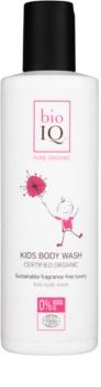 BioIQ Child Care gel de ducha con efecto suavizante para la piel del bebé