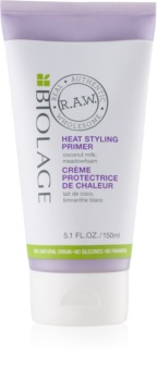Biolage RAW Styling lait thermo-protecteur pour cheveux