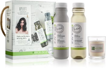 Biolage RAW Uplift Cosmetic Set I. (For Fine To Normal Hair) for Women