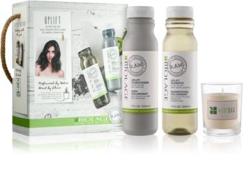 Biolage RAW Uplift kit di cosmetici I. (per capelli delicati e normali)