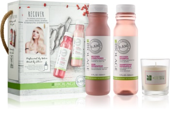 Biolage RAW Recover Cosmetica Set  I.