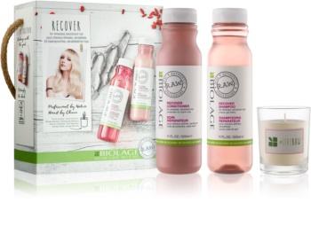 Biolage RAW Recover kozmetični set I. (za poškodovane lase) za ženske