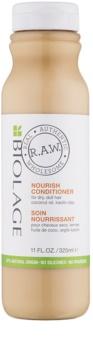 Biolage RAW Nourish acondicionador nutritivo para cabello seco