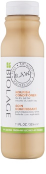 Biolage RAW Nourish après-shampoing nourrissant pour cheveux secs
