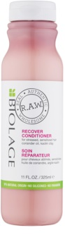 Biolage RAW Recover acondicionador revitalizante para cabello débil