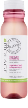 Biolage RAW Recover Herstellende Shampoo voor Futloos Haar