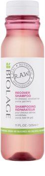 Biolage RAW Recover shampoing régénérant pour cheveux affaiblis