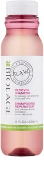 Biolage RAW Recover shampoo rigenerante per capelli deboli