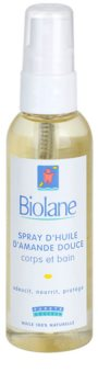 Biolane Baby Care Süssmandelöl im Spray