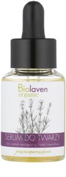 Biolaven Face Care przeciwzmarszczkowe serum nawilżające z lawendą