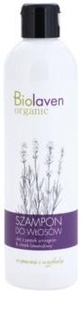 Biolaven Hair Care stärkendes Shampoo mit ätherischen Öl