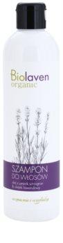 Biolaven Hair Care зміцнюючий шампунь з есенціальними маслами