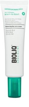 Bioliq Specialist Imperfections crema giorno normalizzante effetto idratante