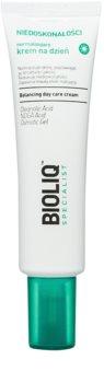Bioliq Specialist Imperfections dnevna krema za normaliziranje kože s hidratacijskim učinkom