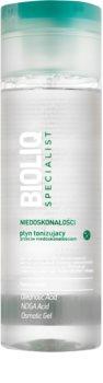 Bioliq Specialist Imperfections lozione tonica detergente
