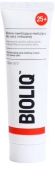 Bioliq 25+ crema de día matificante con efecto humectante