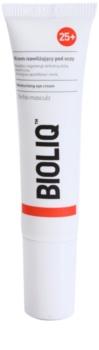 Bioliq 25+ regenerierende und hydratisierende Creme für die Augenpartien