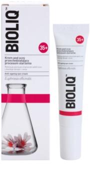 Bioliq 35+ očná starostlivosť proti opuchom a tmavým kruhom