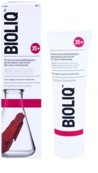 Bioliq 35+ protivráskový krém pre zmiešanú pleť