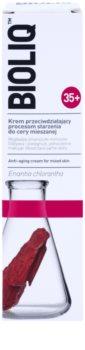 Bioliq 35+ crème anti-rides pour peaux mixtes