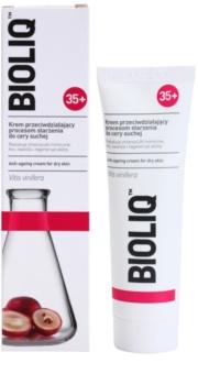 Bioliq 35+ crème anti-rides pour peaux sèches