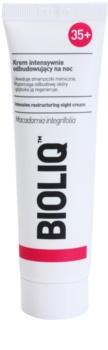 Bioliq 35+ crema regeneratoare de noapte antirid