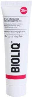 Bioliq 35+ regeneračný nočný krém proti vráskam