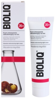 Bioliq 35+ crema notte rigenerante antirughe