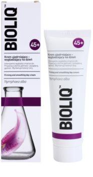 Bioliq 45+ crema giorno rimodellante per la ristrutturazione e tensione intensa della pelle
