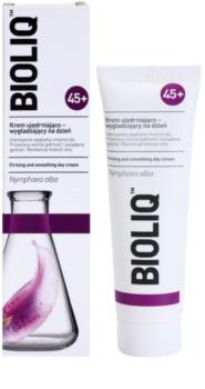 Bioliq 45+ dnevna krema za preoblikovanje obraza za intenzivno obnovitev in učvrstitev kože
