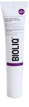 Bioliq 45+ bőrfeszesítő krém a szem és a száj mélyráncaira