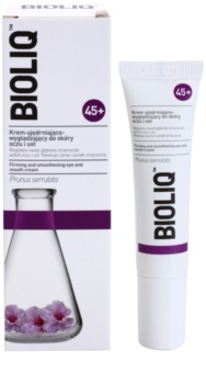 Bioliq 45+ zpevňující krém na hluboké vrásky kolem očí a rtů