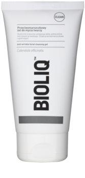 Bioliq Clean gel nettoyant détoxifiant effet anti-rides