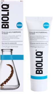 Bioliq Dermo antibakteriální krém na aknetickou pleť