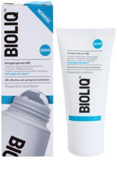 Bioliq Dermo anti-transpirant roll-on  pour peaux sensibles et épilées