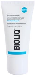 Bioliq Dermo antiperspirant roll-on pro citlivou a depilovanou pokožku