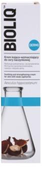 Bioliq Dermo crema intensa per pelli sensibili con tendenza all'arrossamento