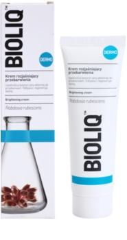 Bioliq Dermo krema za posvetljevanje za poenoten odtenek kože