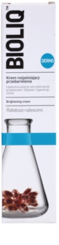 Bioliq Dermo rozjasňující krém pro jednotný tón pleti