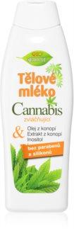 Bione Cosmetics Cannabis ενυδατικό γαλάκτωμα σώματος