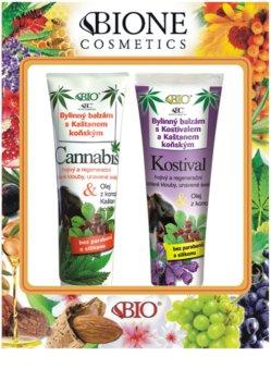Bione Cosmetics Cannabis lote cosmético II. para mujer