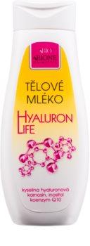 Bione Cosmetics Hyaluron Life tělové mléko s kyselinou hyaluronovou