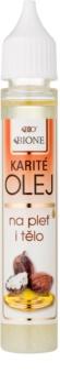 Bione Cosmetics Face and Body Oil Bamboe olie  voor Gezicht en Lichaam