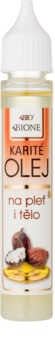 Bione Cosmetics Face and Body Oil олія каріте для обличчя та тіла