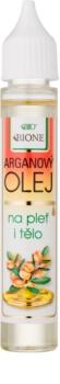 Bione Cosmetics Face and Body Oil argán olaj arcra és testre